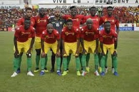 Guinée vs Tchad : le match se jouera sans public, le Syli National privé de Amadou Diawara testé positif au covid-19