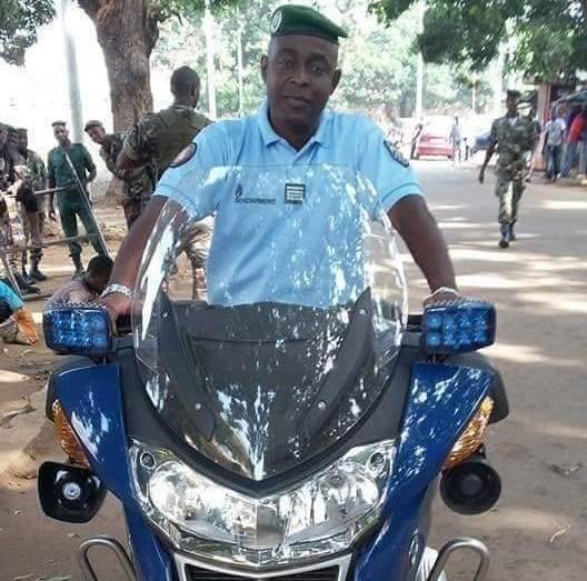 Le Colonel Mamadou Alpha Barry condamné à 5 ans de prison, victime de son incartade envers le Ministre de la Défense Diané ?