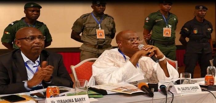 Détournement à la Fédération guinéenne de football: Salifou Camara, Blasco Barry et Cie blanchis par la justice