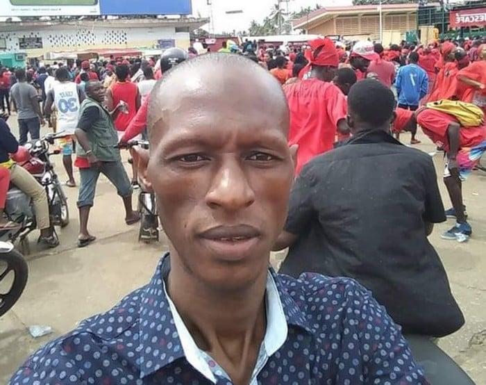Dernière minute: un an d'emprisonnement contre Saikou Yaya Diallo, responsable juridique du FNDC