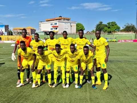 Ligue 1 Salam : l'AS Kaloum s'offre une victoire précieuse contre les Éléphants de Coleyah