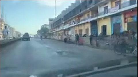 Conakry : des accrochages signalés dans certaines zones de l'Axe