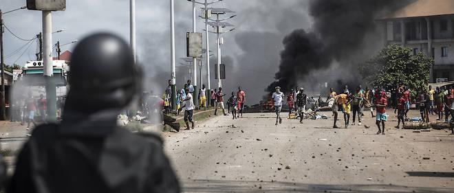 Guinée : chronologie d'une faillite électorale et démocratique