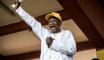 """La Confédération patronale des entreprises de Guinée """"félicite le Professeur Alpha Condé, Président réélu""""…"""