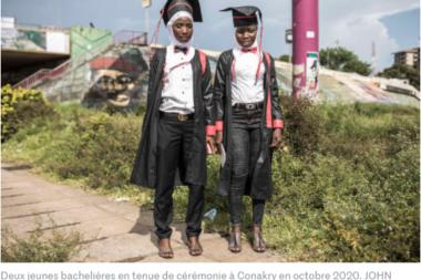 En Guinée, la promesse d'un gouvernement paritaire, premier pas vers une égalité des droits