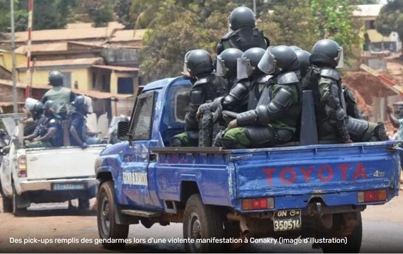 Paiement des rançons dans les commissariats : 2 à 3 millions pour la libération d'un manifestant