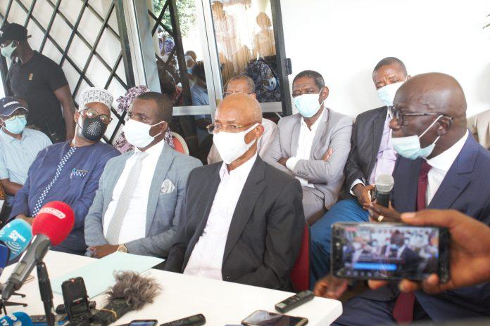 Crise postélectorale :l'UFDG et l'ANAD appellent à de nouvelles manifs le mercredi 25 novembre dans tout le pays