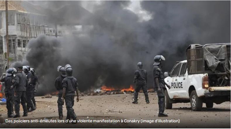 Répression des manifestations en Guinée : l'ONG Article 19 dénonce des exécutions extrajudiciaires