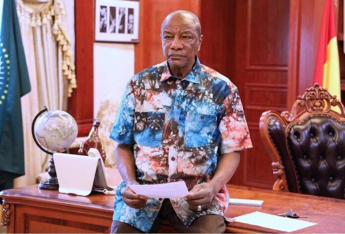 Guinée : la Cour constitutionnelle confirme la victoire d'Alpha Condé avec 59,50%  !