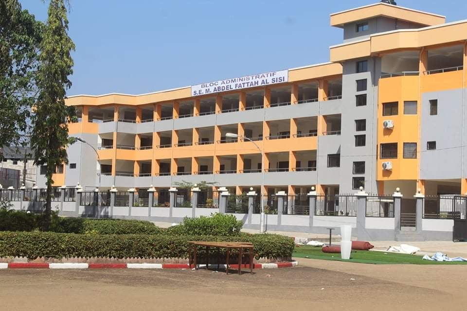 UGANC: inauguration de plusieurs infrastructures réalisées par Guicopres
