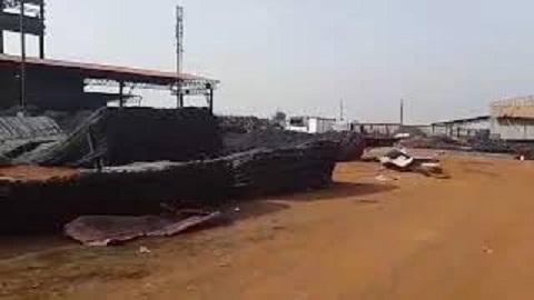 Dubréka : deux ans après l'incendie à ODHAV multi industrie, les victimes abandonnées ?