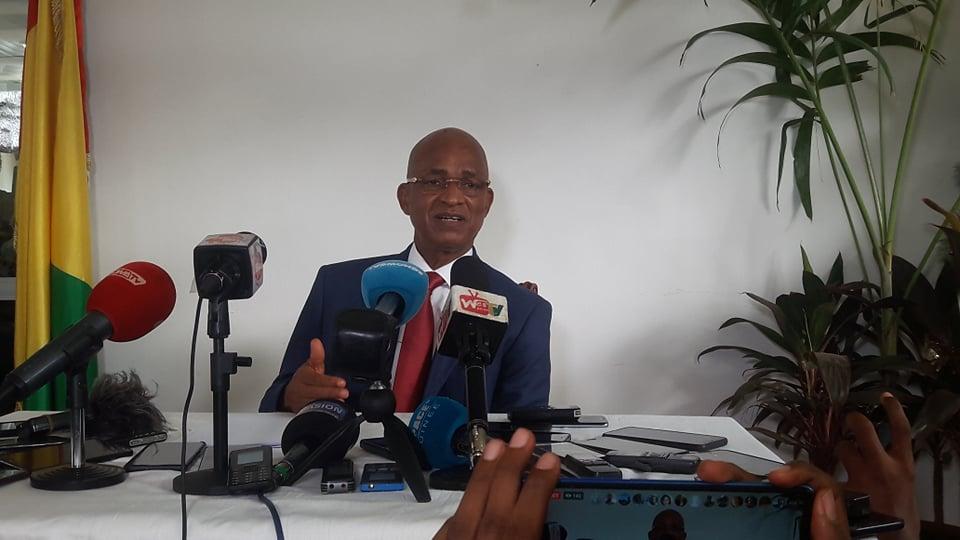 Malgré l'investiture d'Alpha Condé Président pour un 3ème mandat, Cellou Dalein s'accroche