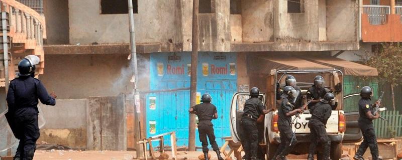 GUINÉE. Des forces de défense et de sécurité ont commis des homicides dans des quartiers favorables à l'opposition après l'élection présidentielle