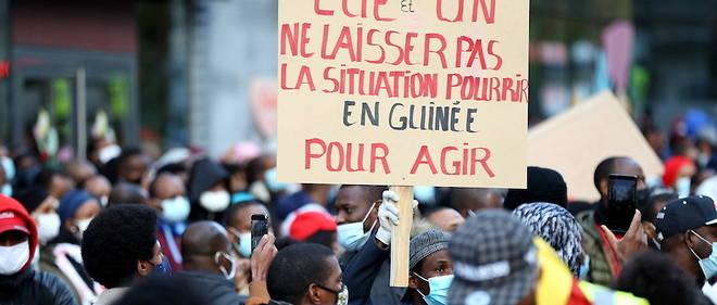 Guinée : les petits pas de côté de la diplomatie française