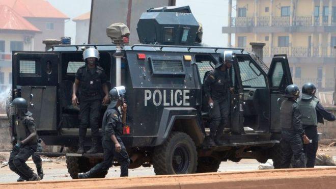 Enco 5 : plusieurs commerçants arrêtés pour avoir publié une photo montrant l'intérieur de la CMIS