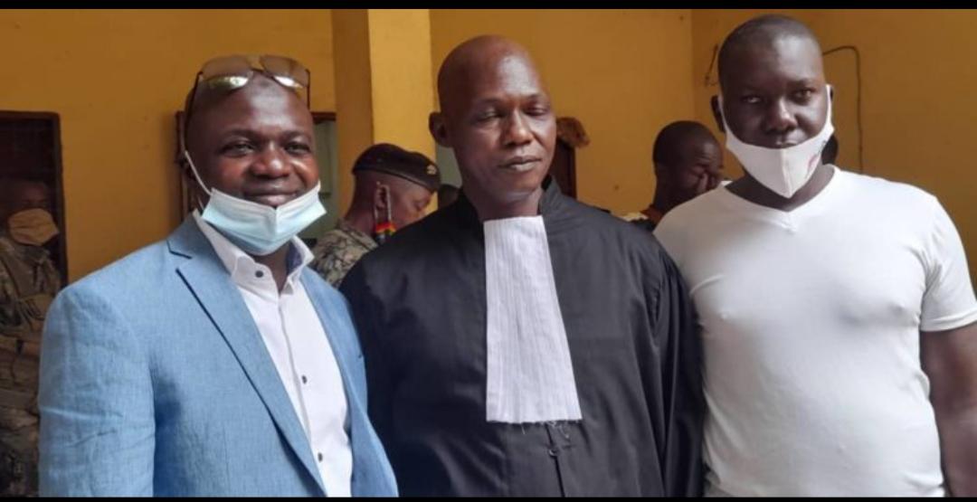 TPI/Dixinn : Souleymane Condé et Ismael Dioubaté retournent en prison