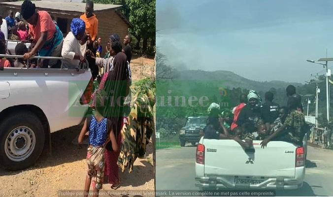 Atrocités ethniques à Macenta : Le bilan s'alourdit, des citoyens fuient la ville…