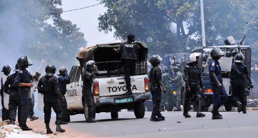 Descente musclée des forces de l'ordre à Wanindara : « ils tirent et se jettent des cailloux avec les enfants » (témoignages)