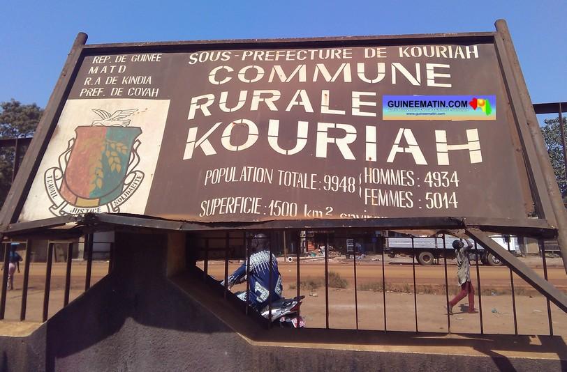 Déguerpissement à Kouriah : « l'Etat veut nous voler nos terres pour les donner aux étrangers »