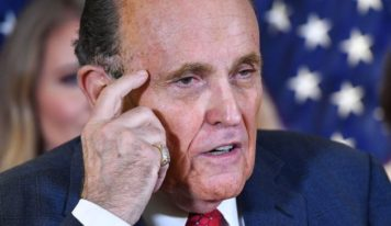 "L'assaut du Capitole est la faute de ""Game of Thrones"" pour Rudy Giuliani"