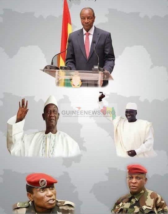 La Guinée, pays des présidents « à vie », au pouvoir comme dans l'Opposition