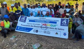 Satina/Labé: les ressortissants se donnent la main pour le développement du district