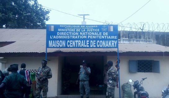 """Maison centrale de Conakry: un autre prisonnier """"politique"""" meurt en détention"""
