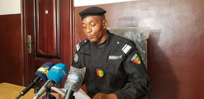 Fêtes de fin d'année en Guinée : la police dresse le bilan des accidents de la circulation