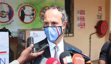 """Marc Fonbaustier : """"la France n'envisage pas de couper ses liaisons avec la Guinée…"""""""