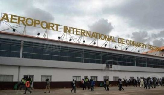Défaillances techniques à l'Aéroport de Conakry: de la menace, Alpha Condé passe à l'action