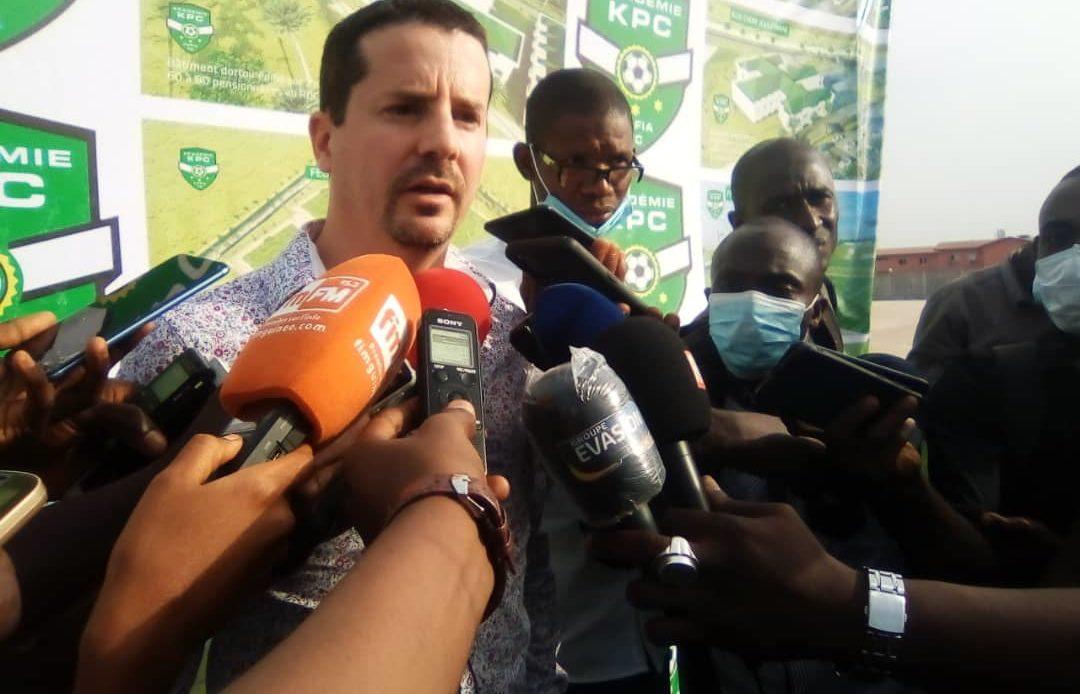 Thierry Guillou, nouveau Directeur sportif de l'Académie KPC: « mes missions seront diverses…»