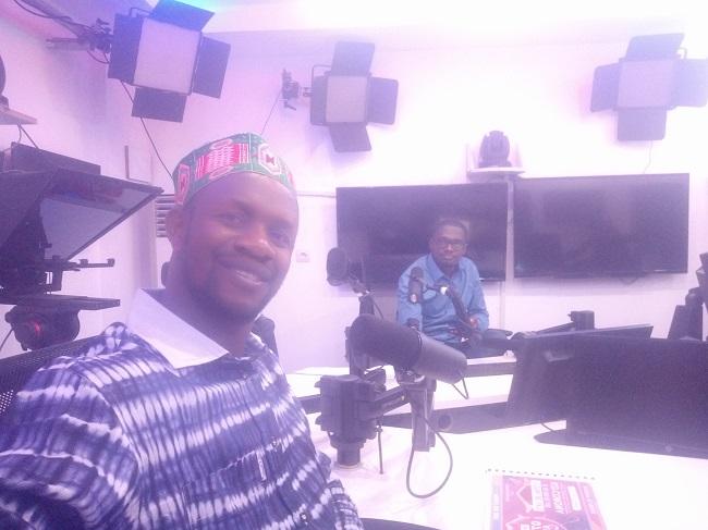 Mamadou Thug, Directeur du Festival était l'invité du journal de la Radio Espace