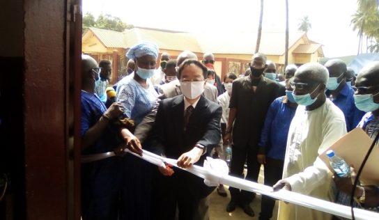Karaté : le Japon rénove et  équipe le siège de la Fédération guinéenne avec un investissement de plus de 800 millions GNF