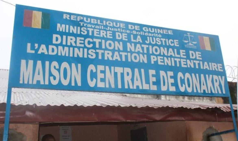 Maison centrale de Conakry : la femme cuisinière violée, puis assassinée par un détenu