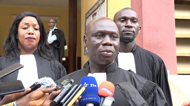 L'affaire liée à la fermeture des bureaux et siège de l'UFDG portée  devant la Cour d'appel de Conakry