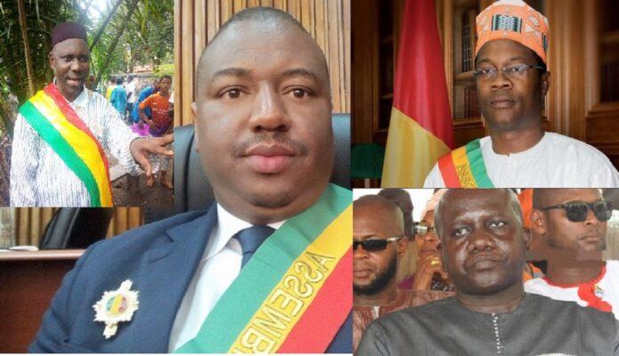 Guinée : condamnations des prisonniers politiques aux allures de règlements de compte !