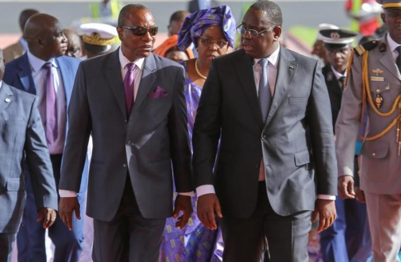"""Alpha Condé ferme avec Dakar : """"la sécurité de la Guinée passe avant tout"""""""