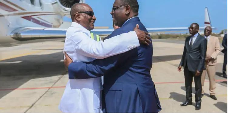 Macky Sall répond à Alpha Condé : « Si les frontières restent toujours pertinentes au…»