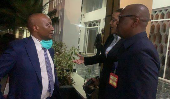 """Amadou Diaby : """"on a voulu m'abattre… J'ai préféré m'écarter de la gestion du football"""""""