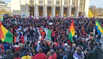 Paris: l'appel du 18 mai 2021 contre le Président Alpha Condé et Cie
