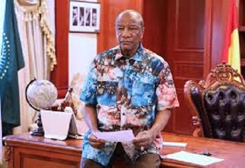 Guinée-Crise à la FEGUIFOOT: Alpha Condé s'implique davantage pour protéger son pays