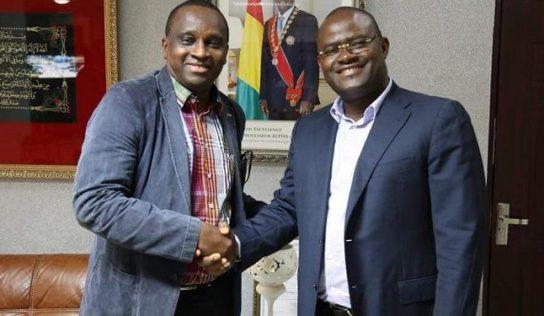 Course à la présidence de la Feguifoot : Antonio Souaré apporte son soutien à KPC