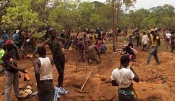 Ruée vers l'or à Gaoual : les autorités annoncent la fermeture des mines