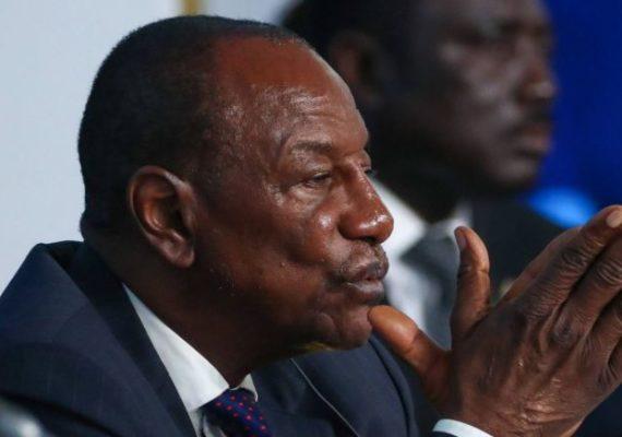 Grâce présidentielle : « le despote Alpha Condé a libéré deux de ses otages »