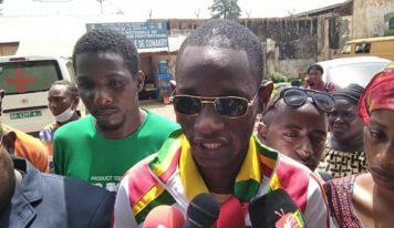 « Mes droits ont été respectés à la Maison centrale», Boubacar Diallo (Grenade) à sa sortie de prison