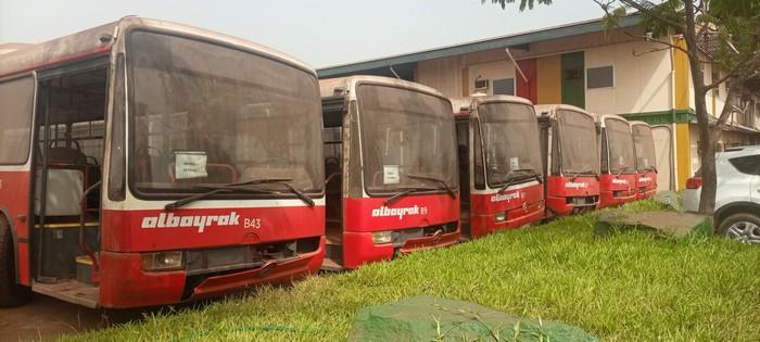Dernière minute : les employés d'Albayrak Transport en grève