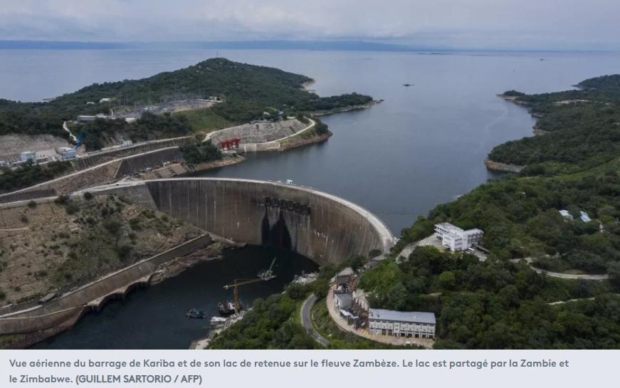 Les barrages, réservoirs de paludisme en Afrique