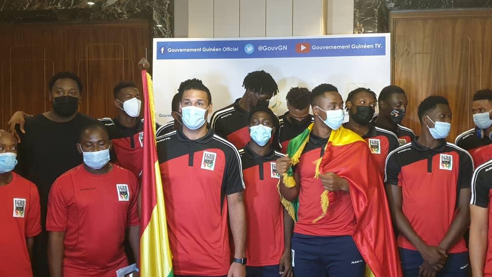 Afrobasket : le rêve du Syli National sur le point d'être brisé par les autorités?