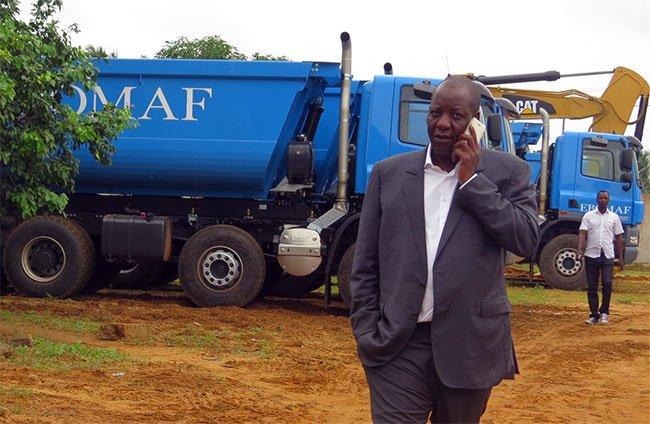 Guinée : Ebomaf « bénéficie » d'un permis d'exploitation minière malgré son passif (enquête)