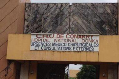 Hôpital Donka (Conakry) : des médecins arrêtés pour trafic de drogue